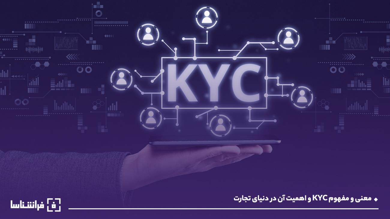 معنی و مفهوم KYC و اهمیت آن در دنیای تجارت