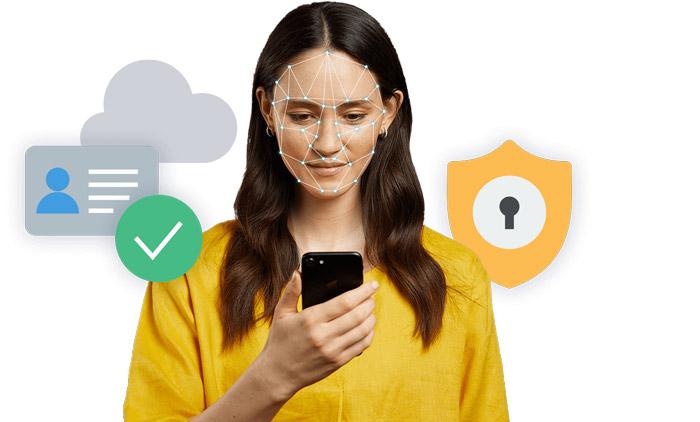 کاربرد تشخیص چهره در احراز هویت